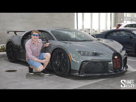 NEW Bugatti Chiron Pur Sport! Test Drive in Miami