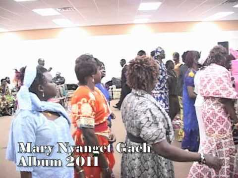 Mary Nyanget Gach: The best South Sudanese Musician