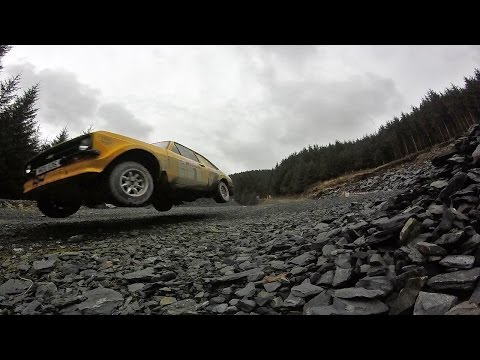 Mid Wales Stages 2015