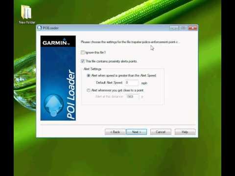 gps garmin nuvi 1300 instalar pois personalizados mp4 doovi GPS Garmin Nuvi 755 manual del gps garmin nuvi 1300 en español