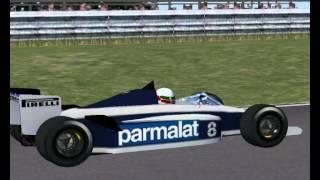 Dutch Grand Prix  1984 Zandvoort NL 2