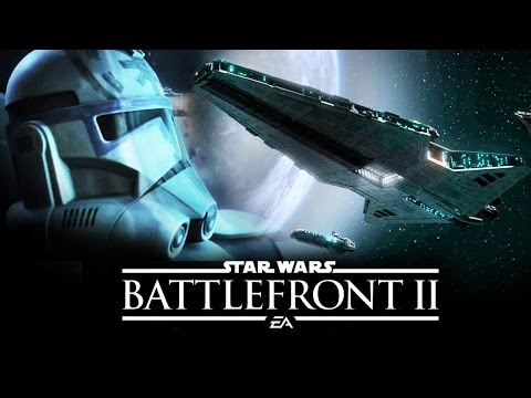 Star Wars Battlefront 2 - THE EPIC SPACE BATTLES!  Every New Detail!