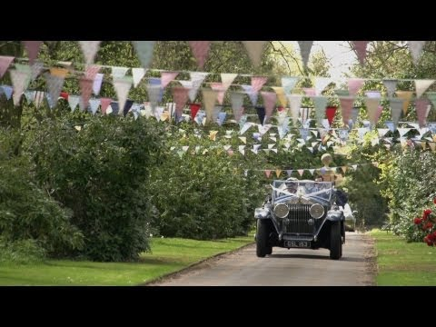 Hagley Hall Wedding Video