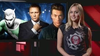 IGN Weekly 'Wood - Bond 24 Details & X-Men Sequel Casts An Avenger!