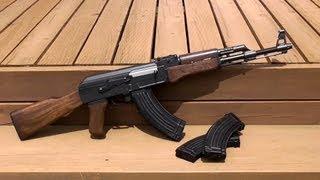 CYMA AK47 ブローバック (CM046) 次世代?中華電動ガン(Chinese Airsoft) thumbnail
