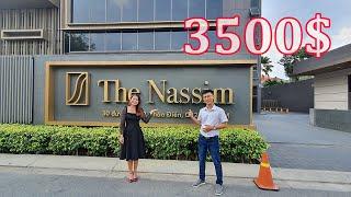 Khám phá căn hộ hạng sang The Nassim Thảo Điền || Saigon Friendly || Video 48