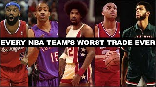 Every NBA Team's Worst Trade Ever Made
