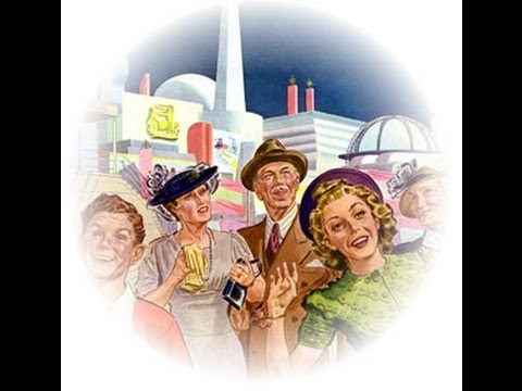 The Middleton family at the worlds fair 1939