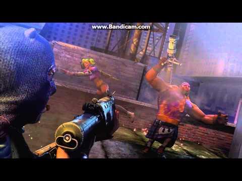 Gotham City Impostors Intro (PC, Maximum!) HD