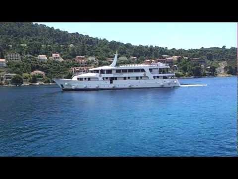 Adriatic Pearl Cruise Ship - Adriatic Sea Cruise Video