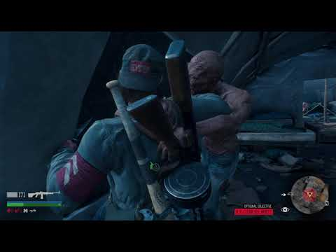 Days Gone - He's Not Big On Tunes: Find Weaver's MP3 Player: Screamers and Freakers Gameplay (2019)