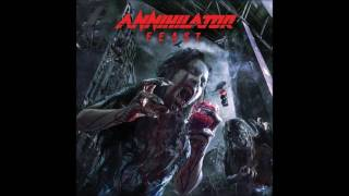Annihilator - Welcome To Your Death (Feast)