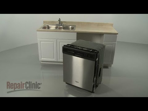 Superieur Whirlpool Dishwasher Installation (Model #WDF550SAFS) ...