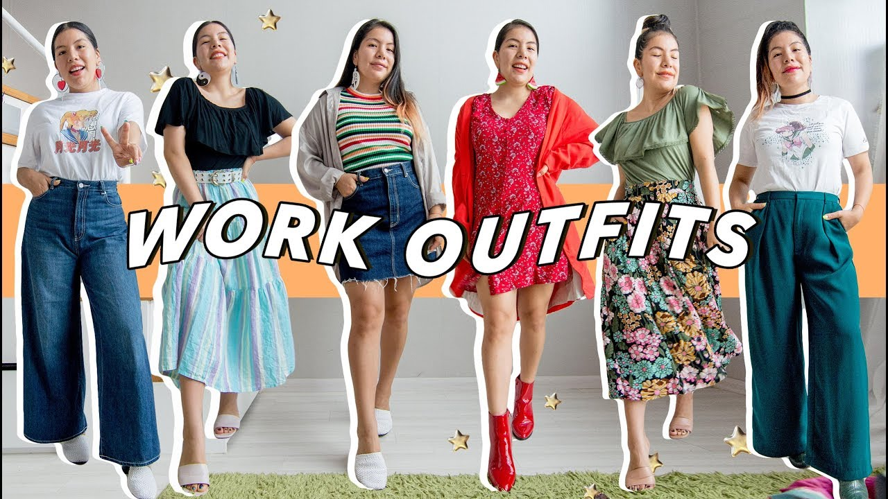 [VIDEO] - My Mom Styles Me For 1 MONTH | 1 Month of Teacher Work Outfits 7