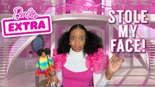 Barbie Extra #1 STOLE MY FACE AND MY STYLE! By Annaliese Dayes *antm model*