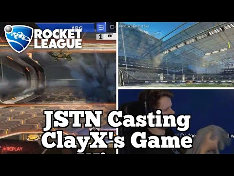 Daily Rocket League Highlights: JSTN Casting ClayX's Game Winner thumbnail