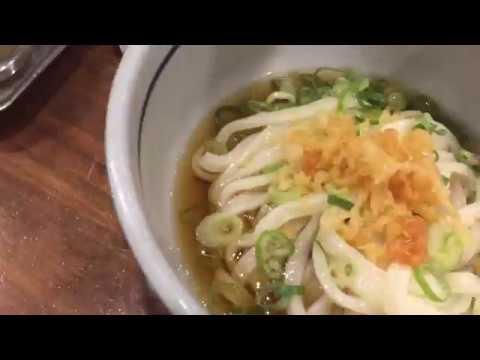 五反田グルメ行列店おにやんまのうどんが超うまい&ダカーポの鯛焼き尻尾に隠し味!