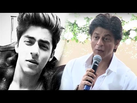 Shahrukh Khan Talks About Aryan Khan's Bollywood DEBUT