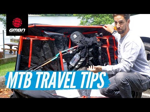 Tips and Hacks On How To Travel With A Mountain Bike
