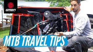 How To Travel With A Mountain Bike | GMBN Travel Tips