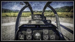 Simulator Mode Helicopters in War Thunder 1.81