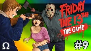 Video TEABAGGING JASON, BLOODY SLASHER FLICK!   Friday the 13th The Game #9 Ft. Delirious, Bryce +More! download MP3, 3GP, MP4, WEBM, AVI, FLV September 2018
