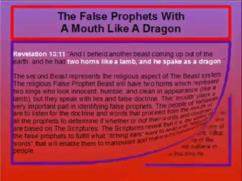 HOW TO IDENTIFY THE BEAST FALSE PROPHET [YAHUWAH]