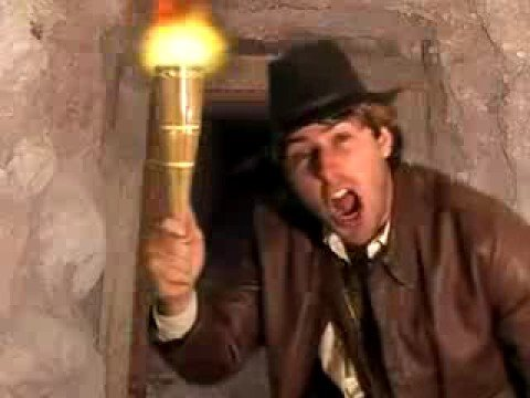 Goldentusks Indiana Jones and the Song of Theme with lyrics