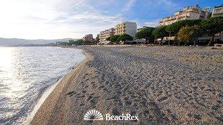 beach San Bartolomeo, San Bartolomeo Al Mare, Italy