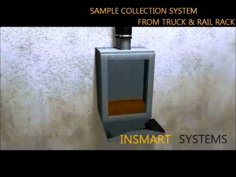 INSMART SYSTEMS SAMPLE COLLECTION SYSTEM FROM TRUCK