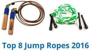 8 Best Jump Ropes 2016