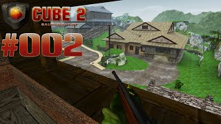 Cube 2: Sauerbraten #002 Gaming Late Night ★ Let's Play Cube 2: Sauerbraten [deutsch]