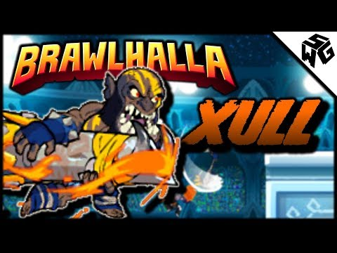 Diamond Ranked Xull 1v1's - Brawlhalla Gameplay :: Xull Is A Beast! Literally!