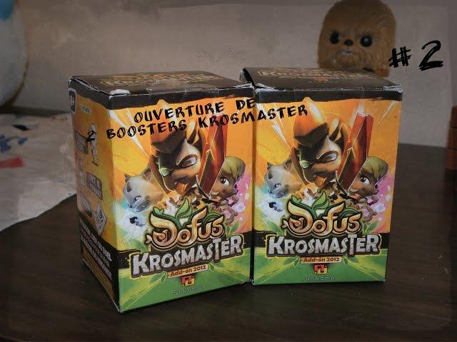 [FR] Ouverture de 2 Boosters Krosmaster