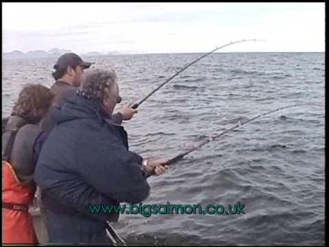 Halibut fishing from homer alaska youtube for Halibut fishing homer
