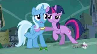 Twilight and Trixie