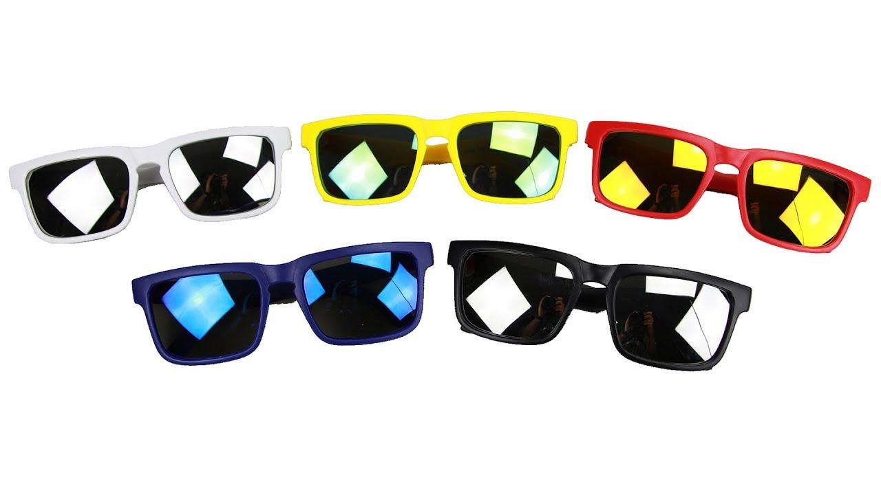 3b067b6726 🎁 Gafas de Sol personalizadas 3 - Gafas de Sol Bunner - YouTube