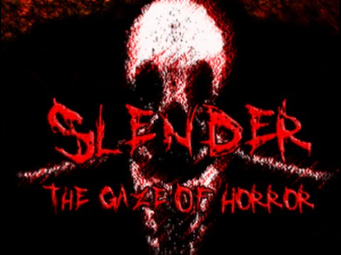 THE GAZE!!!!! Slender: the Gaze of Horror