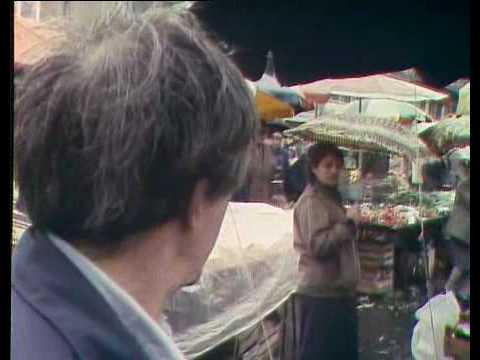 John Cage at Dolac Market