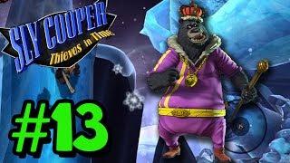 [PT-BR] Sly Cooper: Viajantes no Tempo #13 - Luta com Grizz