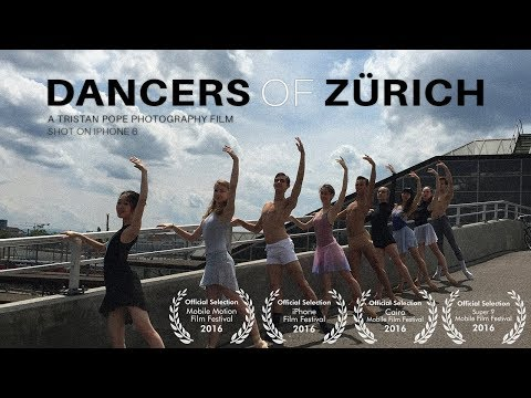 Dancers of Zurich (Shot on iPhone 6) Tristan Pope Photography