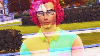растворяемся в учебе - The Sims 4 в Университете!