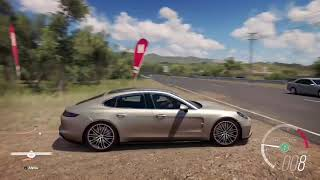 Forza Horizon 3 Review And Driving 2017 Porsche Panamera Turbo On Top Speed
