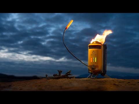 CampStove 2 Overview | Turn Fire Into Electricity
