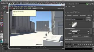 Autodesk Maya 2014 Tutorial | Physical Sun And Sky