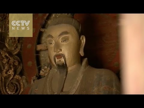 Travelogue in Shaanxi 2: Mianshan mountains and mummified monks in Jiexu