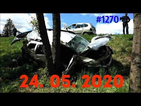 ☭★Подборка Аварий и ДТП от 24.05.2020/#1270/Май 2020/#авария