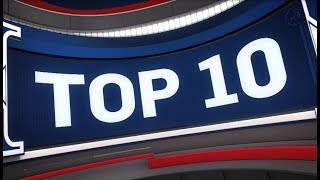 Top 10 Plays of the Night: November 1, 2017