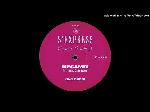 S'Express - Original Soundtrack Megamix