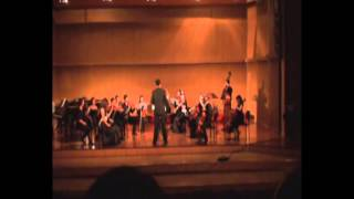 grieg holberg suite, 2nd movement